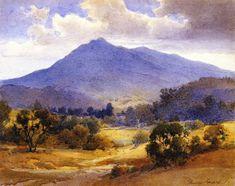 The Athenaeum - Mount Tamalpais (Henry Percy Gray - )