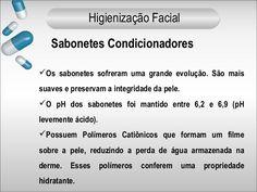 Os sabonetes sofreram uma grande evolução. São mais  suaves e preservam a integridade da pele.  O pH dos sabonetes foi man...