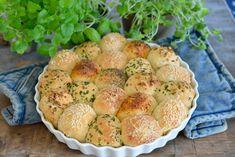 Freshly baked herbal bread [OC] via Classy Bro Side Recipes, Snack Recipes, Snacks, Freshly Baked, Soul Food, Food Inspiration, Tapas, Cravings, Herbalism