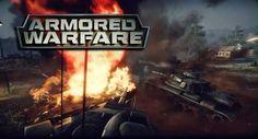 Armored Warfare é um MMO militar de estratégia gratuito onde os jogadores se tornam comandantes de tanques de guerra.