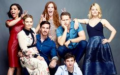 The Cast of OUAT at SDCC 2016