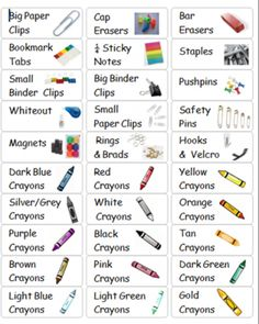Supply Box Labels (39 Drawer Storage Cabinet) from I Am What I Teach on TeachersNotebook.com -  (2 pages)  - Mini Drawer Labels with Pictures for Supply Box