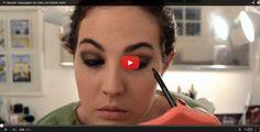 TV Beauté: maquiagem de noite com batom vinho | Dia de Beauté