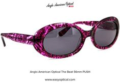 Anglo American Optical The Beat 56mm PUSH Aurora, Round Sunglasses, American, Style, Swag, Round Frame Sunglasses, Northern Lights, Outfits