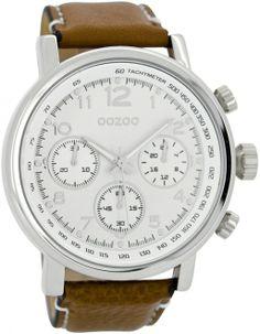 Een van de horloges van Oozoo timepieces te vinden op http://www.top-aanbod.nl/top-aanbod/oozoo-timepieces-horloges/oozoo-horloges-heren-en-dames