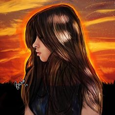 """""she's got a heart made of stone but she never gets cold because the sun's always on her back"" ☀ @camila_cabello #art #artist #fanart #5hfanart…"""