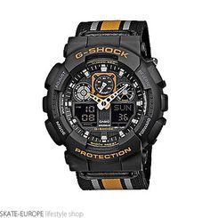 Casio G-shock Ga-100mc-1a4er