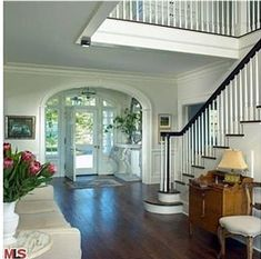 Entryway - New England Style | Find the Latest News on New England Style at House of Anaïs