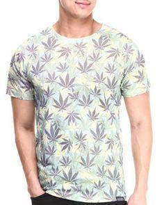 online store 8ddc5 12339 L.A.T.H.C. - Weed Camo Tee Conception De Feuille, Conceptions De Chemise,  Mode Homme,