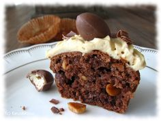 Peanut butter -muffinssit (maapähkinävoimuffinssit)
