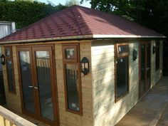 Garden Room by Davies Timber Wales Cwmbran