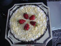 NURLUMUTFAKTA !!!: Beyaz Çikolatalı Hindistancevizli Tart