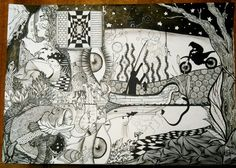 My art, new artwork