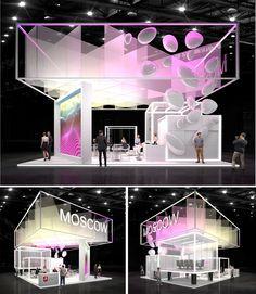 1 on Behance Exhibition Stand Design, Exhibition Booth, Digital Signage, Site Design, Art Fair, Exhibitions, Behance, Retail, Display