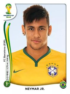 I love You Neymar Junior he play soccer in brazil i love u Neymar Jr. Neymar Jr, Brazilian Soccer Players, Good Soccer Players, Football Players, Brazil Football Team, National Football Teams, World Cup 2014, Fifa World Cup, Messi