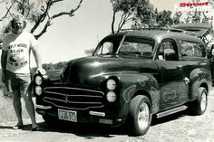 A legend of the vanning and street machine scenes, farewell to a true champion. Whichcar is the new home of Street Machine magazine. Holden Muscle Cars, Australian Cars, Retro Futuristic, Old Cars, Antique Cars, Van, Bike, Street, Vehicles