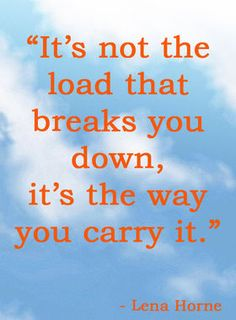 Lena Horne #quotes