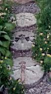 Dragonfly stepping stones
