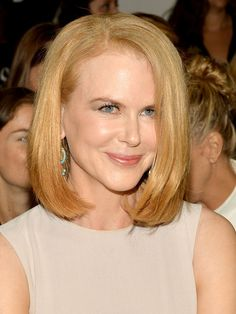 Nicole Kidman Debuts Short Bob At New York Fashion Week