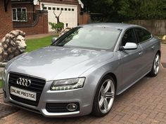 Used Audi A5 Hatchback 3.0td Quattro S Line Sportback 5dr S Tronic 4wd in Romiley, Stockport | Online Prestige