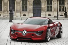 DeZir | concept car by Renault