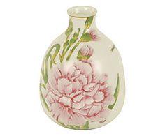 Vaso in porcellana Elena - 8x13 cm