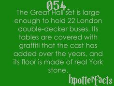 the cast of Harry Potter is the best