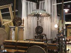 chandelier at Junk Bonanza