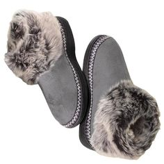 Faux-fur collar, fleece lining and footbed. Regularly $19.99, buy Avon Fashion online at http://eseagren.avonrepresentative.com