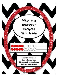 http://www.teacherspayteachers.com/Product/Rekenrek-Math-Emergent-Reader-1449469