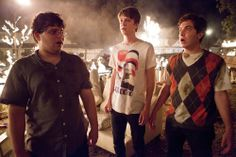 Jonathan Daniel Brown, Thomas Mann and Oliver Cooper in Warner Bros. Pictures' Project X (2012)