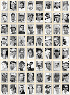 The Cincinnati Reds Hall of Fame has 81 members. Included are names like Sparky Anderson, Barry Larkin, Johnny Vander Meer, Ken Griffey Sr. Ken Griffey Sr, Sparky Anderson, Bull Durham, Johnny Bench, Cincinnati Reds Baseball, Fact Of The Day, Go Red, Names, Sports