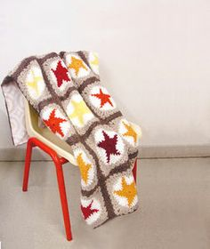 all star baby blanket #crochet - I would love to learn how to make this!