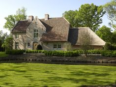 Fresh European Style Homes, European House, Building Design, Building A House, Dutch House, Barn Renovation, Stucco Homes, Villa, Belgian Style