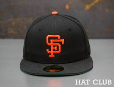 1972 San Francisco Giants Retro NEW ERA 59Fifty Fitted Cap @ Hat Club