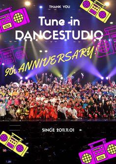 Tune in DANCE STUDIO - Tune in DANCE STUDIO Dance Studio, Concert, Concerts