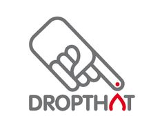 Logo Design - Dropthat