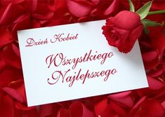 Dzień Kobiet... School Quotes, Family Quotes, Mary Kay, Quote Of The Day, Most Beautiful Pictures, Place Card Holders, Cards Against Humanity, Dodge, Massage