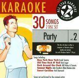 Karaoke: Party, Vol. 2 [CD], ASK-02