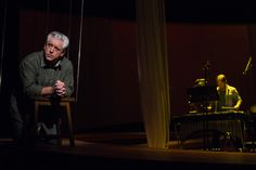 """Gregory Jbara (TV's Blue Bloods) stars in San Diego REP's """"Everybody's Talkin': The Music of Harry Nilsson"""""""