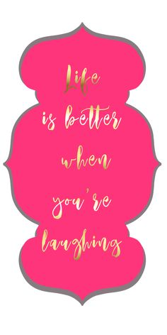 Life is better when you're laughing! #מסיבתרווקות