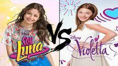 Resultado de imagen para violetta Son Luna, Disney Channel, Youtube, T Shirts For Women, Competition, Google, Fashion, Descendants, Musik