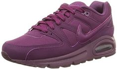 Nike, Women, Trainers, wmns air max command, multi (mulberry/mulberry-mulberry), 7: Amazon.co.uk: Shoes & Bags