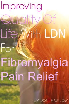 *Sponsored* With all the lawsuits and negative side effects of standard Fibromyalgia pain medication, this article caught my eye. A PAIN MANAGEMENT treatment with MINOR SIDE EFFECTS is exactly what I have been looking for! The information on LDN and the RESOURCE listed here are a great HELP in guiding me in the direction I want to go with PAIN RELIEF in my Fibromyalgia and chronic illness. *Pin Now Read Later