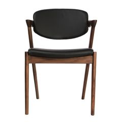 Replica Kai Kristiansen 'Kai' Dining Chair - Leather main image