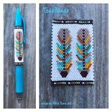 Image result for tubular peyote stitch patterns
