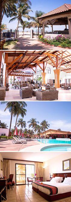 Verblijf in typische AFrikaanse sferen in de meest luxe vorm in het vijfsterren Ocean Bay Hotel. Het luxe hotel heeft een rustige ligging direct aan het brede zandstrand. Kom maar op zon, zee en strand!