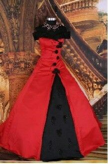 Not that I'd wear this but helloooo harley quinn dress! - Batman Wedding - Ideas of Batman Wedding - Not that I'd wear this but helloooo harley quinn dress! Red Wedding Gowns, Evening Dresses For Weddings, Designer Wedding Dresses, Dress Wedding, Wedding Black, Bride Dresses, Harley Quinn, Batman Wedding, Red And White Weddings