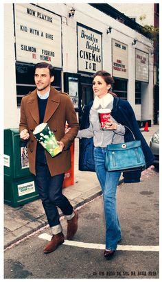 worlds most stylish couple olivia palermo & johannes huebl