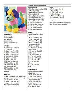 Perrito multicolor